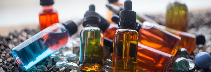 Achat de e-liquide