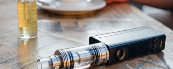 Cigarette électronique